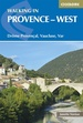Wandelgids Walking in Provence - West | Cicerone