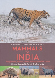 Natuurgids a Naturalist's guide to the Mammals of India | John Beaufoy