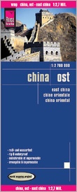 Wegenkaart - landkaart China - Oost | Reise Know-How Verlag