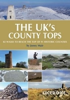 Walking guide to UK County Tops - Groot-Brittannië