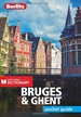 Reisgids Pocket Guide Bruges and Ghent | Berlitz
