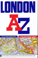 London Street Atlas - Londen