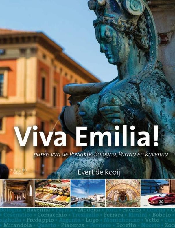 Reisgids PassePartout Emilia-Romagna | Edicola | vanaf €22,50