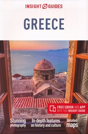 Reisgids Greece - Griekenland | Insight Guides
