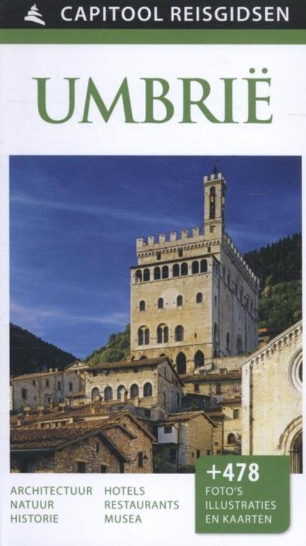 Reisgids Capitool Umbrië | Unieboek| €26,99