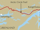 Wandelgids Groenland: Trekking in Greenland The Arctic Circle Trail | Cicerone