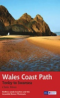 Wales Coast Path: Tenby-Swansea