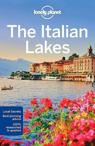 Reisgids Italian Lakes Italiaanse Meren | Lonely Planet | vanaf €20,95