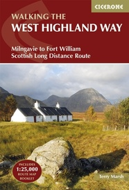 Wandelgids West Highland Way | Cicerone