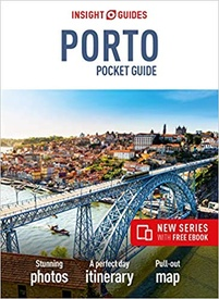 Reisgids Insight Pocket Guide Porto | Insight Guides