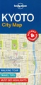Stadsplattegrond City map Kyoto | Lonely Planet