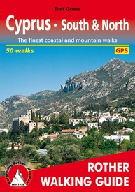 Wandelgids Cyprus – South & North | Rother