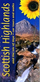 Wandelgids Scottish Highlands and the Isle of Skye | Sunflower books