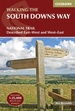 Wandelgids South Downs Way, described east–west and west–east | Cicerone