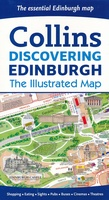 Edinburgh illustrated map