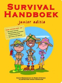 Survivalgids Survival handboek - Junior editie  | Ruitenberg