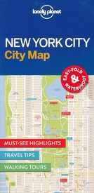 Stadsplattegrond City map New York | Lonely Planet