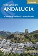 Wandelgids Walking in Andalucia - Andalusië | Cicerone