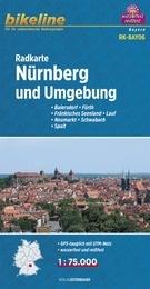 Fietskaart bay06 bikeline radkarte n rnberg und umgebung - Mobelhauser nurnberg und umgebung ...