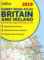 Handy Road Atlas Britain 2019