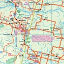 Wegenatlas -   Travel Atlas Alaska Highway | ITMB