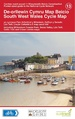Fietskaart 13 Cycle Map South West Wales - Zuid west Wales | Sustrans