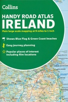 Handy Road Atlas Ireland - Ierland