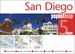 Stadsplattegrond Popout Map San Diego | Compass Maps