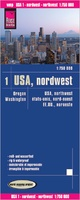 USA Noord-West: Washington & Oregon