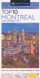 Reisgids Eyewitness Top 10 Montreal and Quebec City | Dorling Kindersley