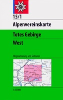 Totes Gebirge - West