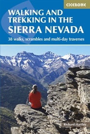Wandelgids Walking and trekking in the Sierra Nevada | Cicerone