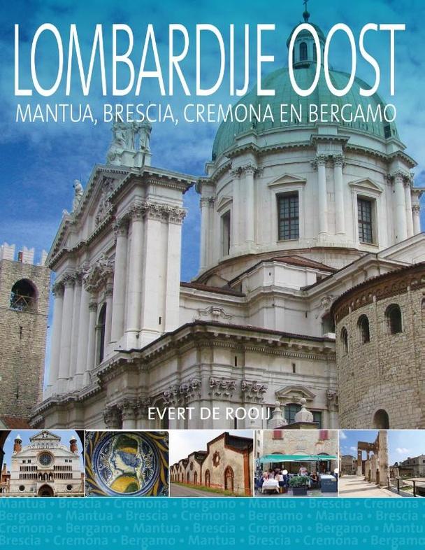 Reisgids PassePartout Lombardije Oost | Edicola | €122,50