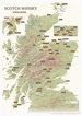 Scratch Map Scotch Whisky  Collect & Scratch | Maps International