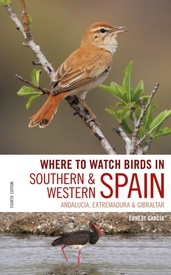 Vogelgids Where to Watch Birds in Southern and Western Spain | Bloomsbury