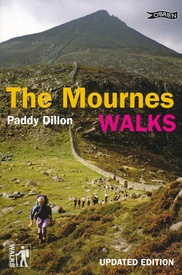 Wandelgids The Mournes Walks | O'Brien Press