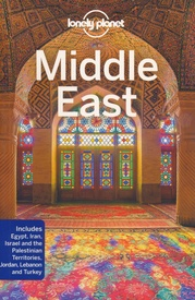 Reisgids Middle East - Midden Oosten | Lonely Planet