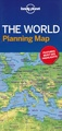 Wegenkaart - landkaart Planning Map the World - de Wereld | Lonely Planet