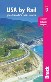 Reisgids USA by Rail & Canada's main routes | Bradt Travel Guides