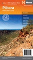 Wegenkaart - landkaart Pilbara and the Coral Coast | Hema Maps