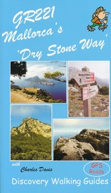 Wandelgids GR221 Mallorca's Long Distance Trail | Discovery Walking