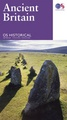 Wegenkaart - landkaart Ancient Britain | Ordnance Survey