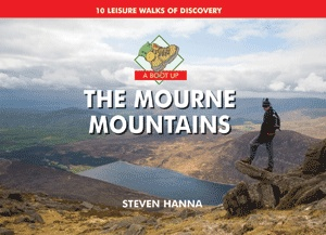 Wandelgids A Boot Up the Mourne Mountains | Pixz