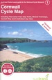 Fietskaart 1 Cycle Map Cornwall | Sustrans