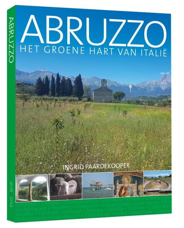 Reisgids Abruzzo | Edicola | €22,50