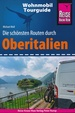 Campergids Wohnmobil-Tourguide Oberitalien - Noord Italië | Reise Know-How Verlag
