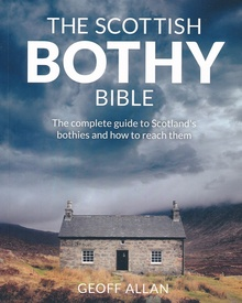 Reisgids - Accommodatiegids The Scottish Bothy Bible | Wild Things Publishing