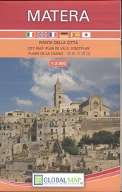 Stadsplattegrond Matera | Global Map