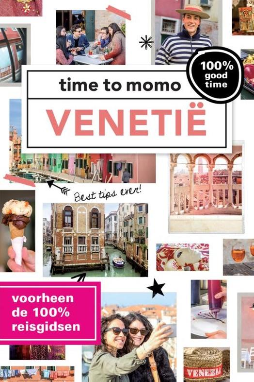 Reisgids Time to momo Venetië | Mo Media | (ISBN 9789057678318) | €16,99