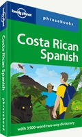 Woordenboek Taalgids Costa Rican Spanish phrasebook - Costa Rica | Lonely Planet